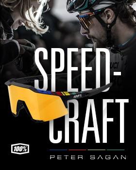 100% Speedcraft Peter Sagan Limted Edition